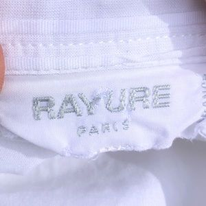 "Rayure Tops - Rayure ""Marie"" Cotton Blouse"